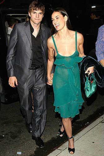 Demi Moore - Ashton Kutcher - 'Biz beraber çok mutluyuz'